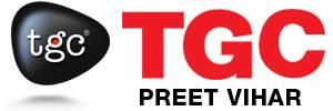 TGC_Preet_Vihar_Logo
