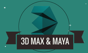 3Ds Max and Maya course in preet vihar
